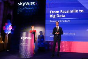 From facsimile to big data. Skywise at Smartlynx